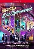 Wagner: Das Liebesverbot (Madrid, 2016) [DVD]