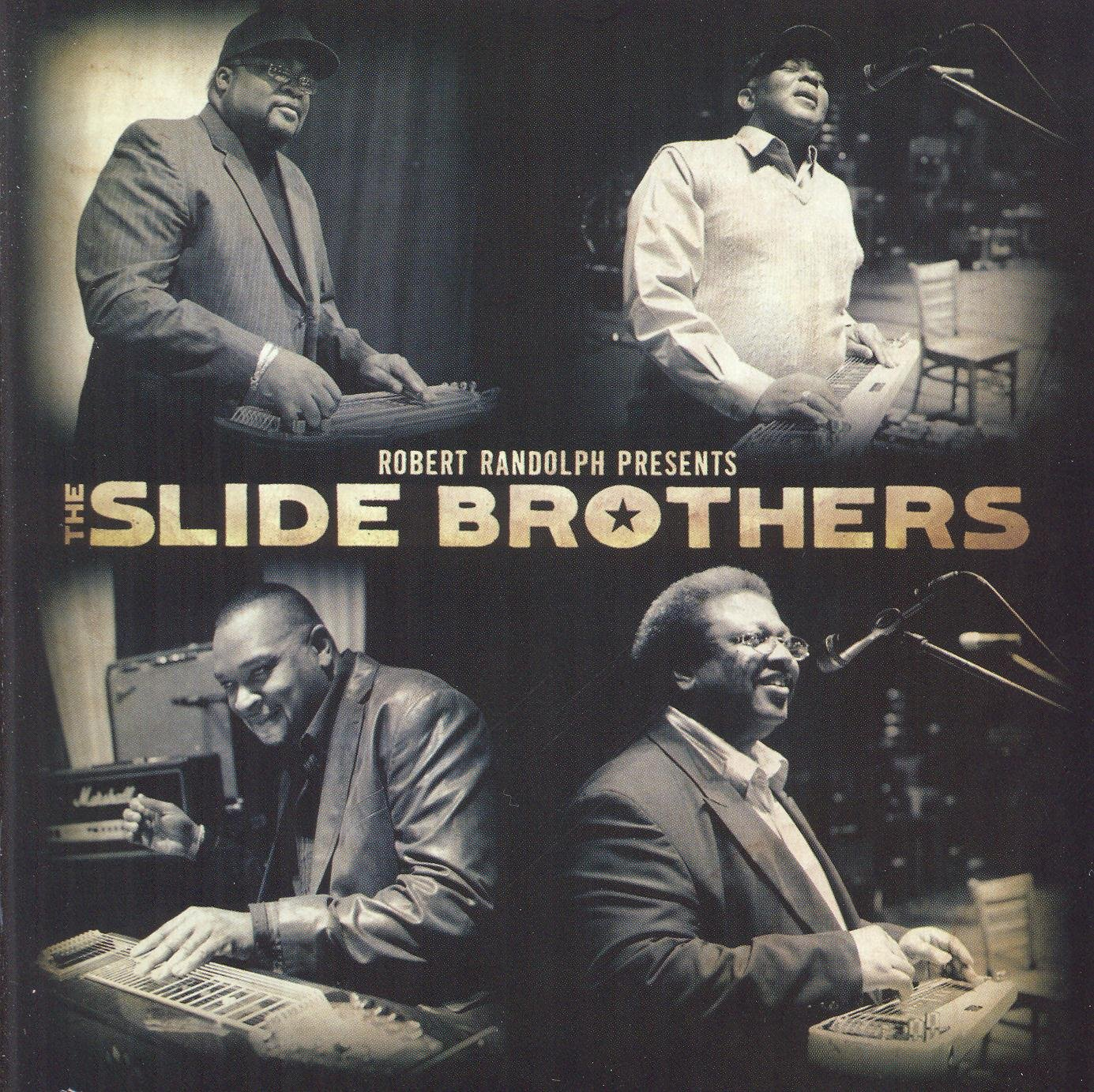 9ea35070bd The Slide Brothers - Robert Randolph Presents  The Slide Brothers -  Amazon.com Music