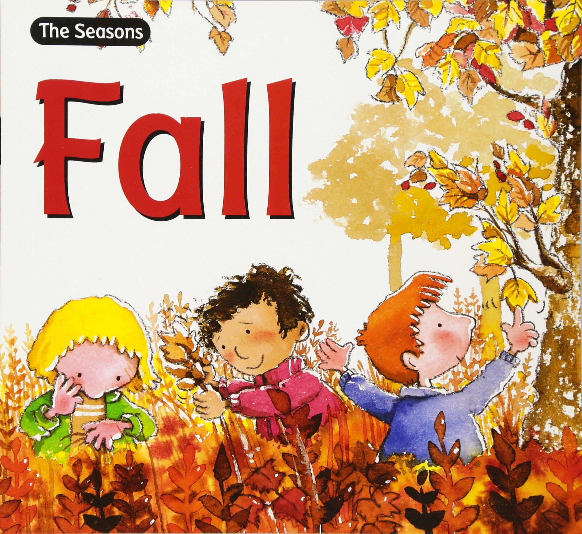 Amazon Com Fall The Seasons Series 9780764127298 Roca Nuria Books