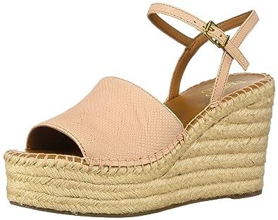 d22d36b9fad Franco Sarto Women s TULA Espadrille Wedge Sandal