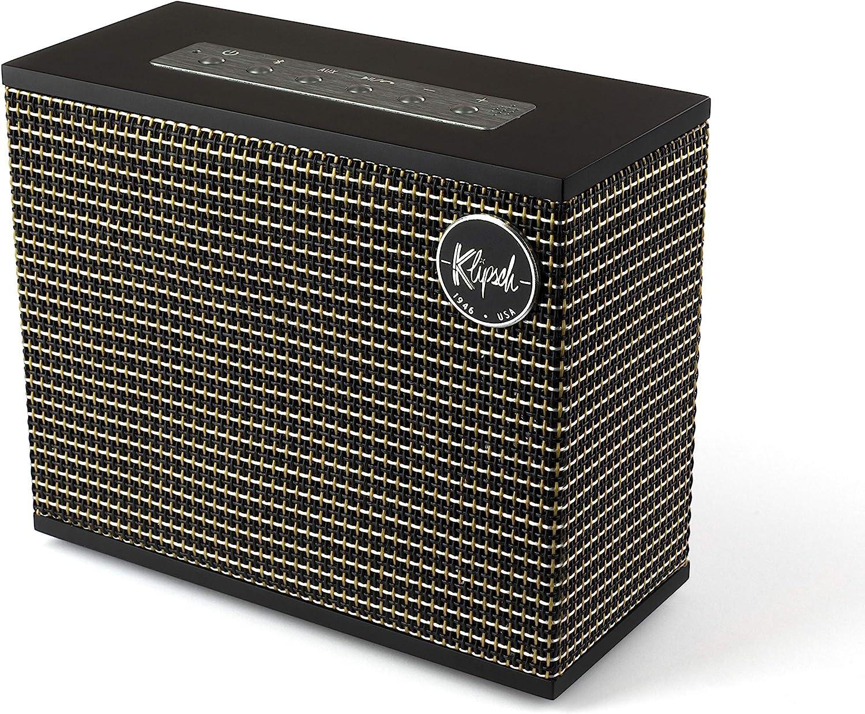 Klipsch Heritage Groove Enceinte Bluetooth Portable Noir