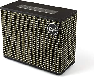 Klipsch Heritage Groove Portable Bluetooth Speaker in Black