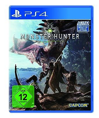 Monster Hunter World Playstation 4 Amazon De Games
