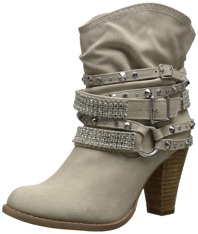 Not Rated Women's Swanky Boot B00T9M4DVC 9.5 B(M) US|Cream