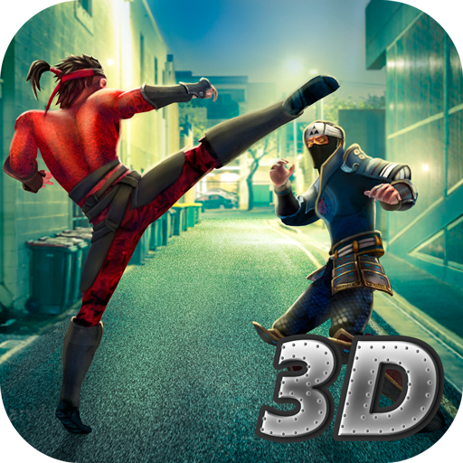 Ninja Kung Fu Fighting: Street Wars Fighter King | Urban ...