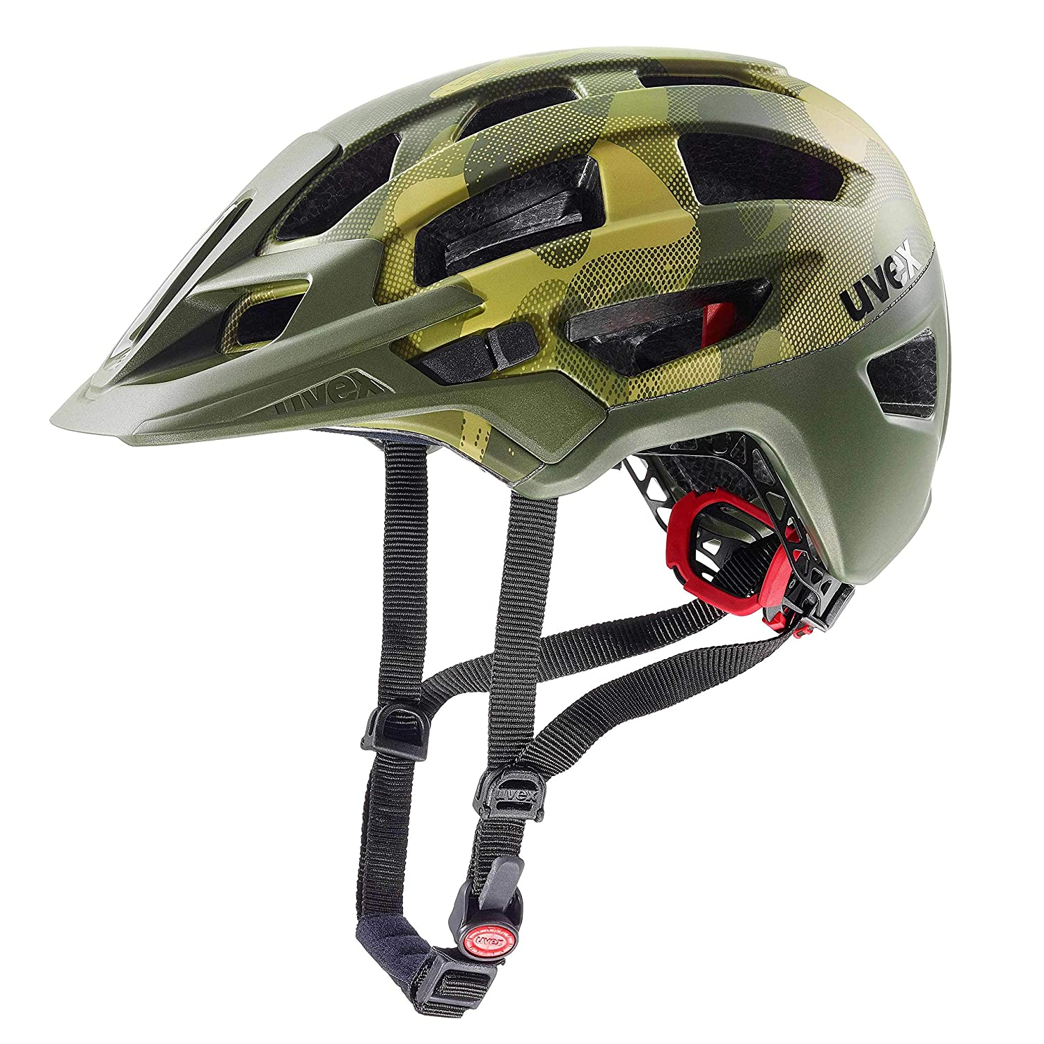 Uvex Finale 2.0 Mountainbike Helm - Camouflage mat