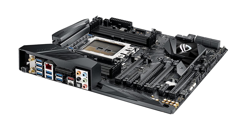 ASUS PRIME X399-A carte m/ère GAMING AMD Ryzen X399 Socket TR4 EATX DDR4