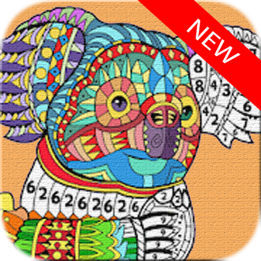 Coloring Education For Kids - Coloring By -