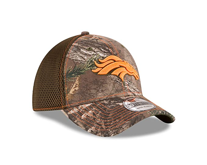 detailed look a365d 4d92a Amazon.com   New Era NFL Realtree NEO 39THIRTY Stretch Fit Cap   Clothing