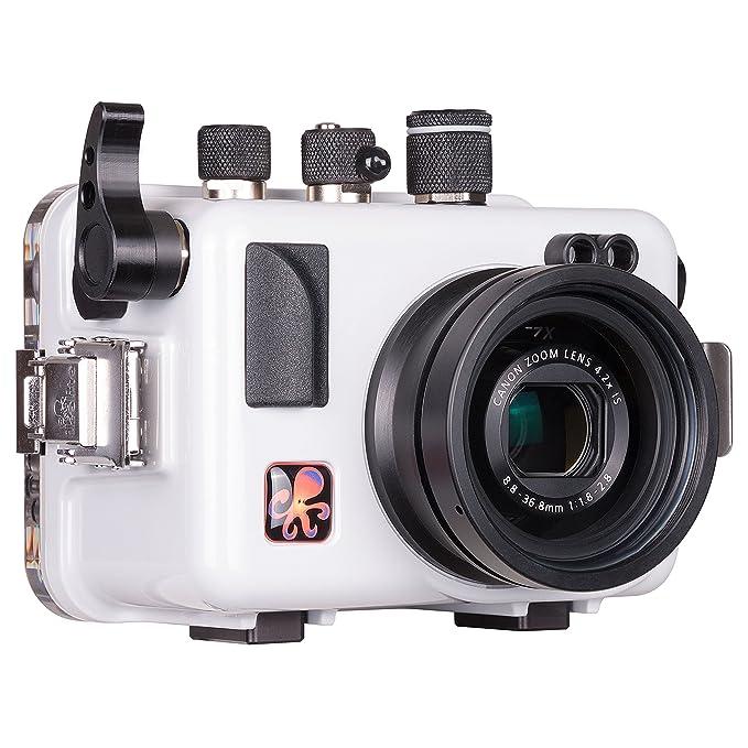 Ikelite Carcasa submarina para cámara para Canon G7 X MK II ...