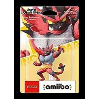 Nintendo - Amiibo Incineroar (Colección Super Smash Bros.)