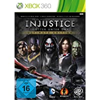 Injustice - Ultimate Edition - [Xbox 360]