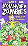 Night of the Homework Zombies: School Zombies (Graphic Sparks)