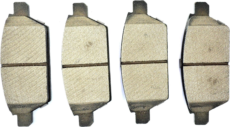 Dash4 MD333 Semi-Metallic Brake Pad