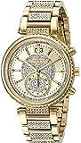 Michael Kors Women's Sawyer Gold-Tone Watch MK6308