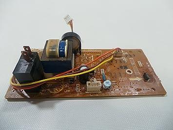 Amazon.com: Panasonic mri020 – 1 Microondas Placa de control ...