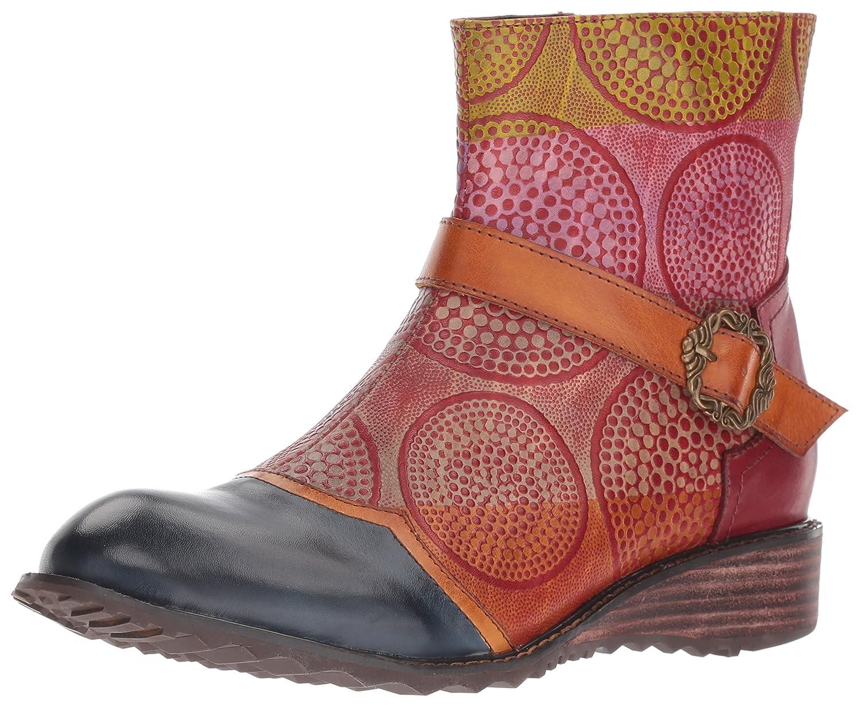 L'Artiste by Spring Step Women's Herietta Boot B06XKR8L9W 35 M EU / 5 B(M) US|Navy