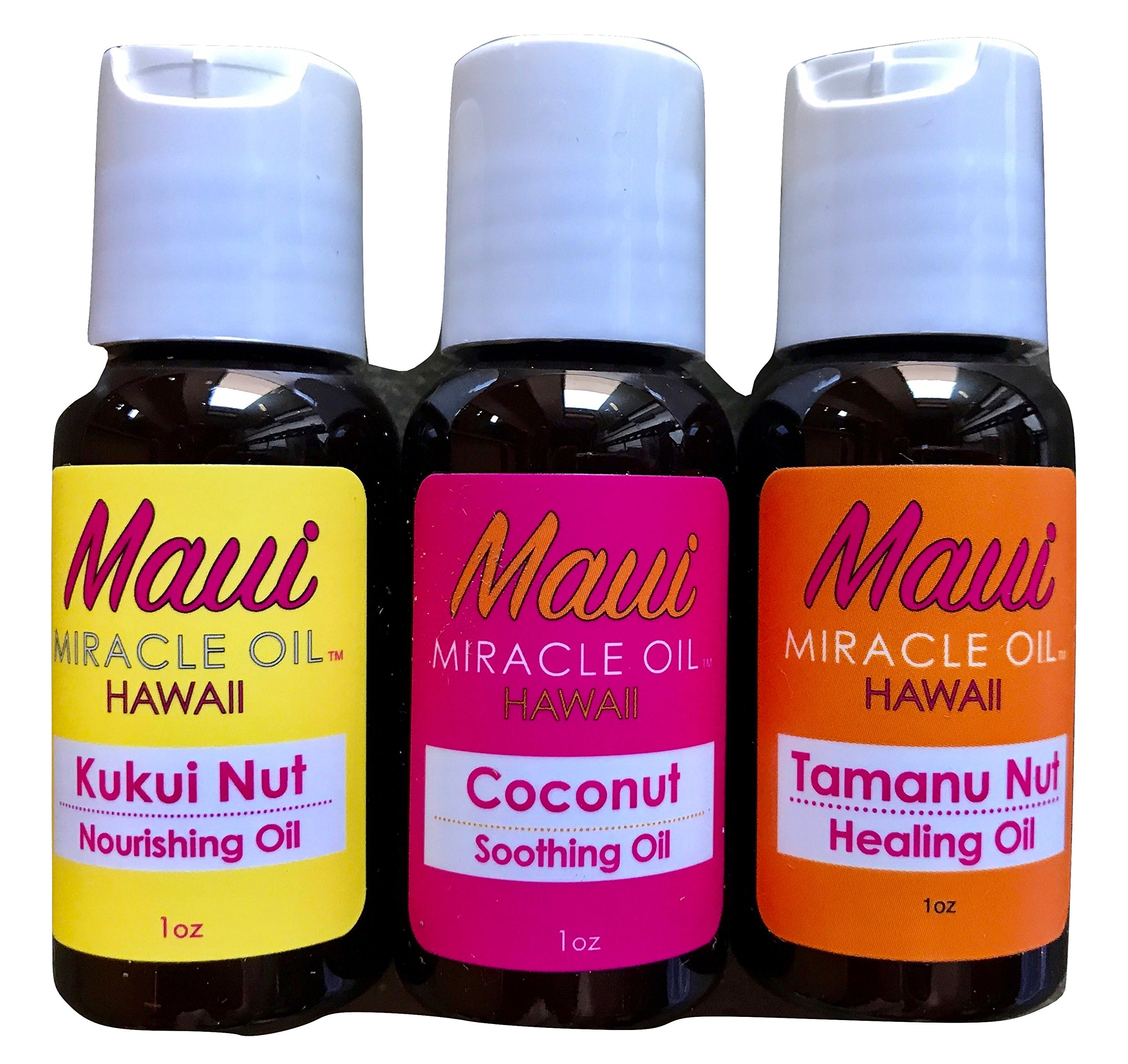 Maui Miracle Oil Hawaii Yonka Age Correction Stimulastine Jour Restructuring Wrinkle Remover 50ml/1.67oz