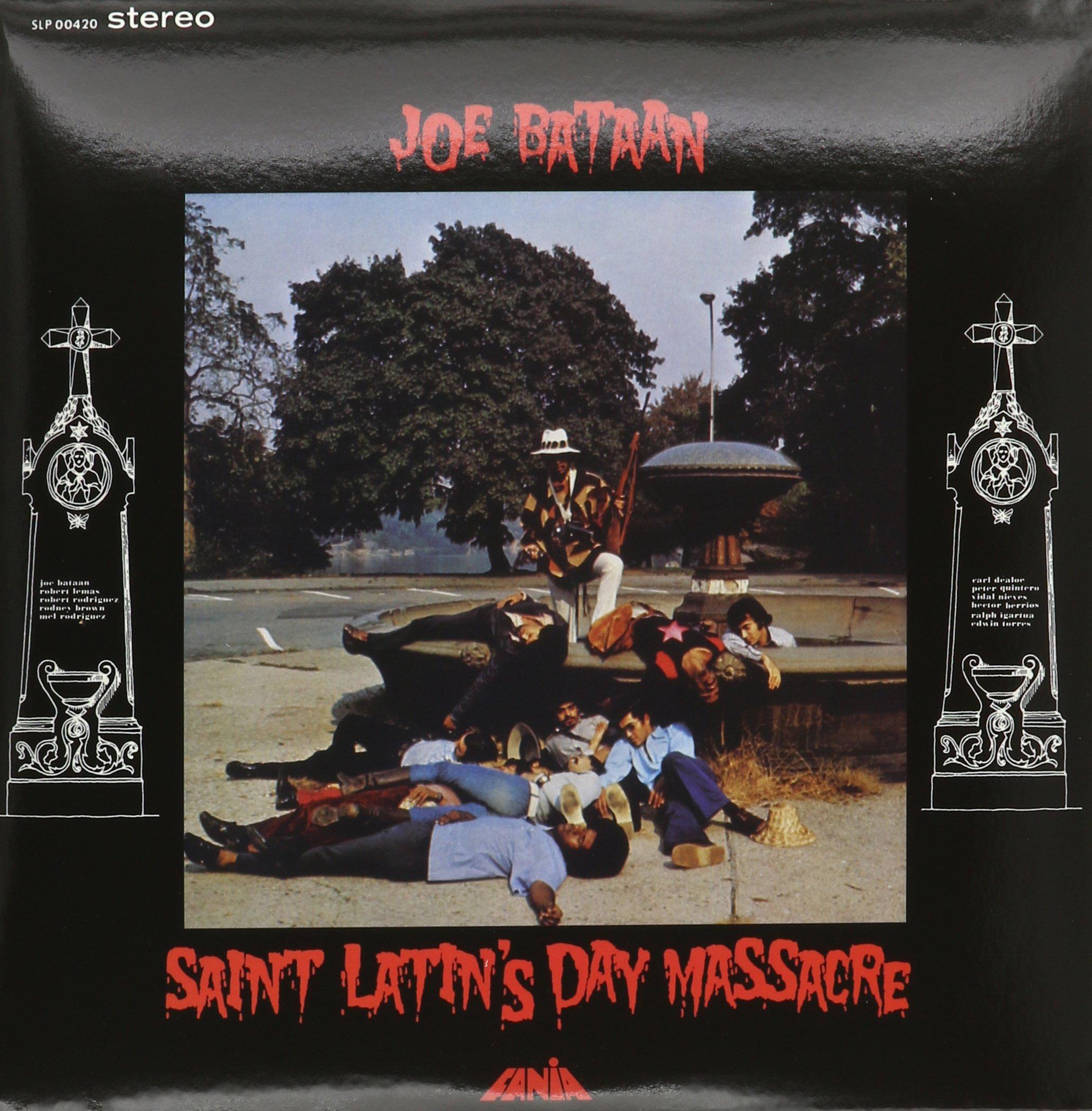 Saint Latin's Day Massacre [Vinyl]