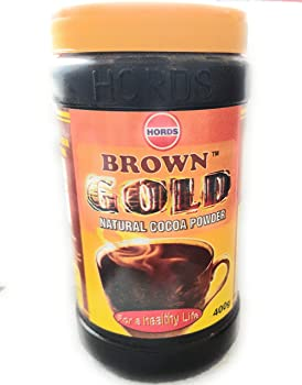 Hords Brown Gold Natural Cocoa Powder