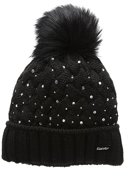 77c99cdfafe Amazon.com  Eisbar Alice Lux Crystal Mu Hat Womens  Clothing