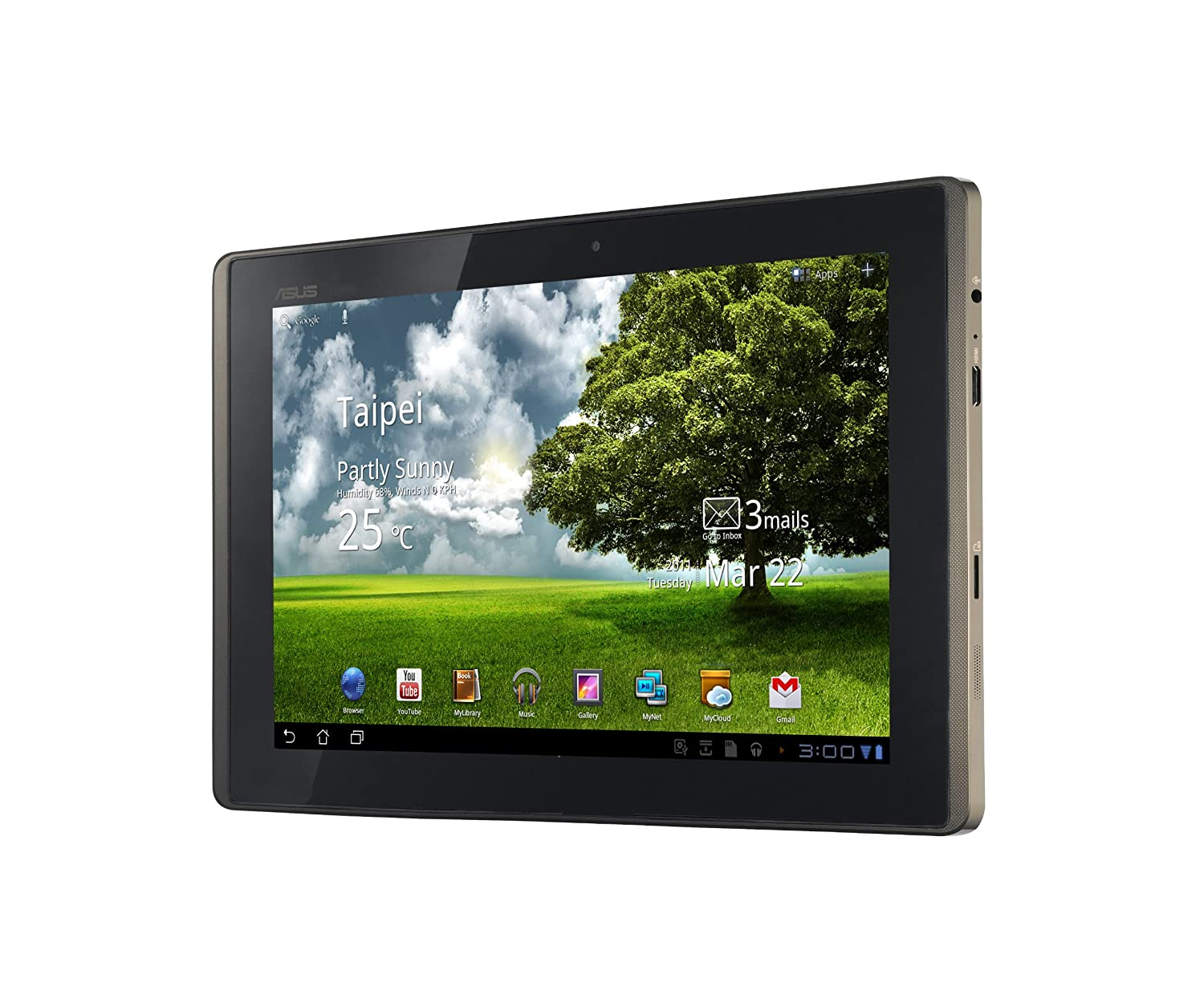 Amazon.com: Asus Transformer Tf101 10.1-inch Tablet: Computers ...