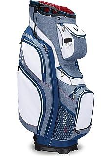 Amazon.com : Bridgestone Cart Golf Bag Heather Grey - 2018 : Sports on sun mountain golf bag cart, oakley golf bag cart, maxfli golf bag cart, top flite golf bag cart, ping golf bag cart,