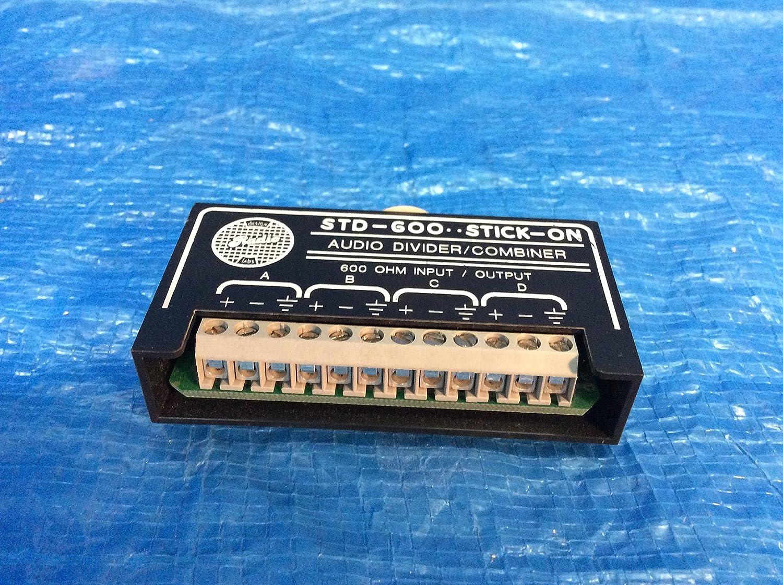 Radio Design Labs STD-150 Audio Divider//Combiner 150 OHM input//output stick on