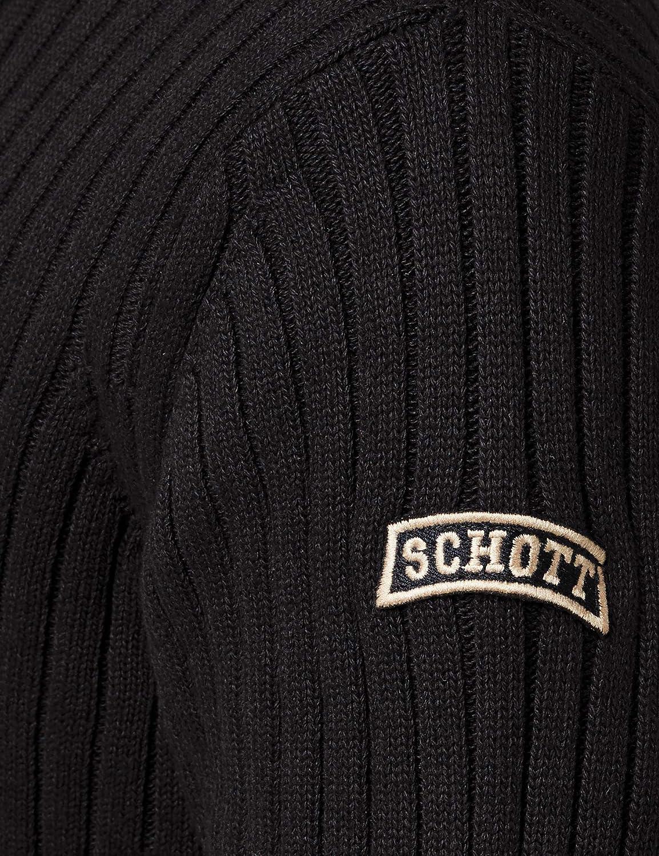 Schott Felpa Uomo