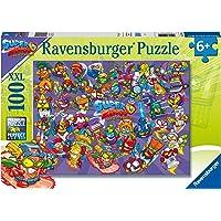 Ravensburger 12914 Puzzle Super Zings, 100 piezas XXL, para niños y niñas 6+ años