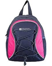 Mountain Warehouse Mini Trek 6L Rucksack – 2 Bottle Pockets, Comfortable Mini Backpack, Lightweight Bag - Great For Men & Women - Use For Cycling, Running & Travelling
