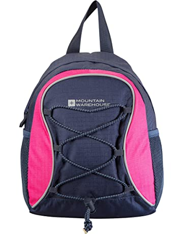 f81e2ab5f902 Mountain Warehouse Mini Trek 6L Rucksack – 2 Bottle Pockets