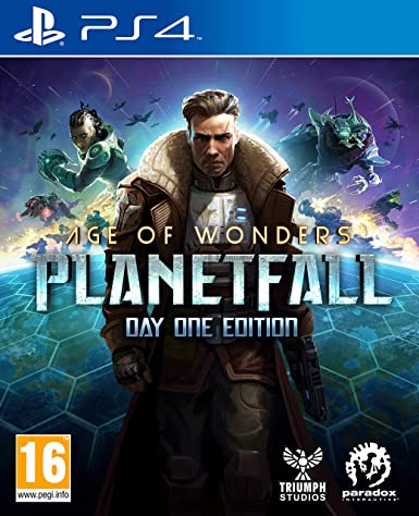 Koch Media Age of Wonders: Planetfall Day One Edition, PS4 vídeo ...