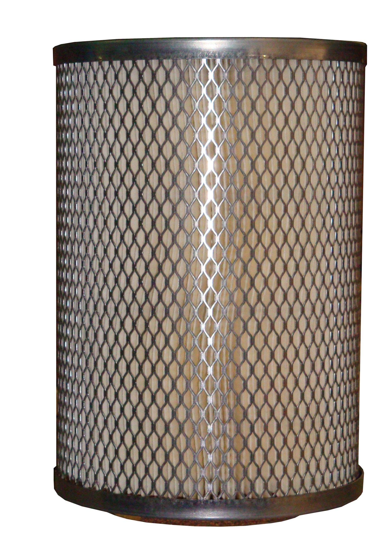 Solberg 850/1 Paper Filter Cartridge, Vacuum Pump, 8-3/4'' Height, 3-1/2'' Inner Diameter, 5-7/8'' Outer Diameter, 290 SCFM, Made in the USA by Solberg