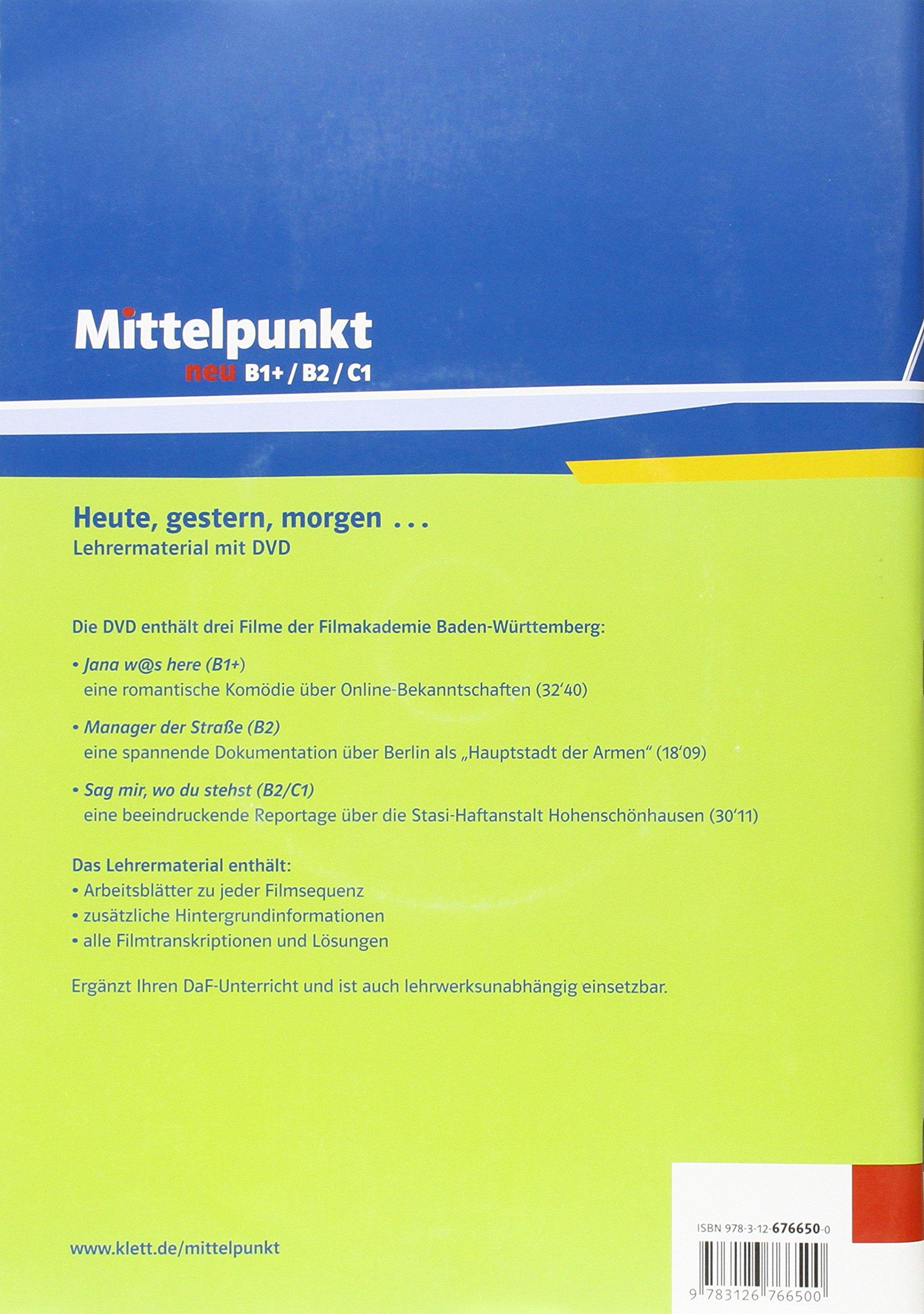 Kontakt knüpfen, Deutsch sprechen