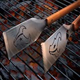 NFL Houston Texans Grill-A-Tong Stainless Steel BBQ Tongs
