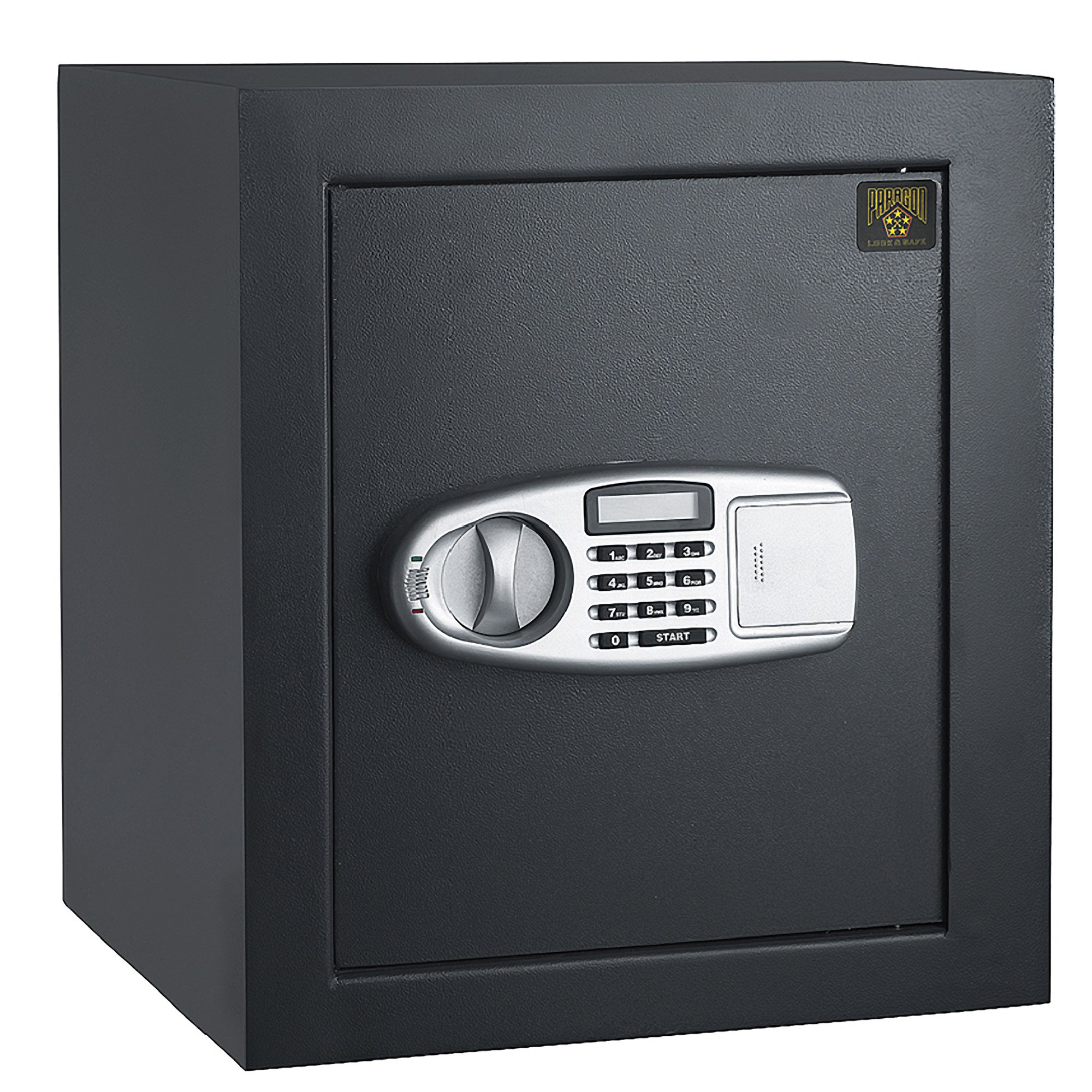 Paragon 7800 Electronic Fire Proof .3 CF Digital Lock and Safe Fire Proof Home Security by Paragon Lock and Safe