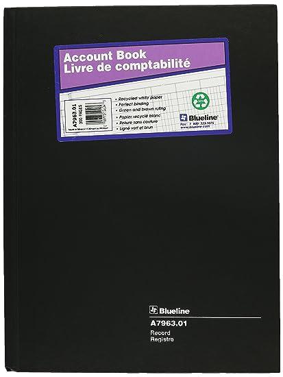 blueline a7963 01 formato y libro contable formatos y libros