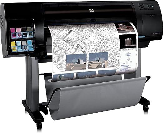 HP Designjet Z6100ps - Plotter (600 x 1200 DPI), negro: Amazon.es: Electrónica