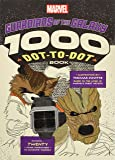 Marvel's Guardians Of The Galaxy 1000 Dot-to-Dot Book: Twenty Comic Characters to Complete Yourself