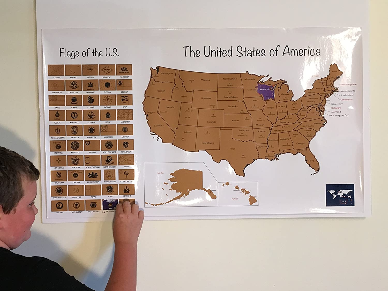 Best Collections Of Diagram Us Map Travel Tracker More Maps - Us travel map of states