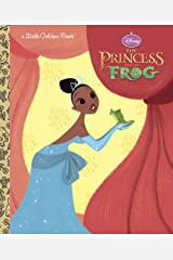 The Princess and the Frog Little Golden Book (Disney Princess and the Frog) Kindle Edition