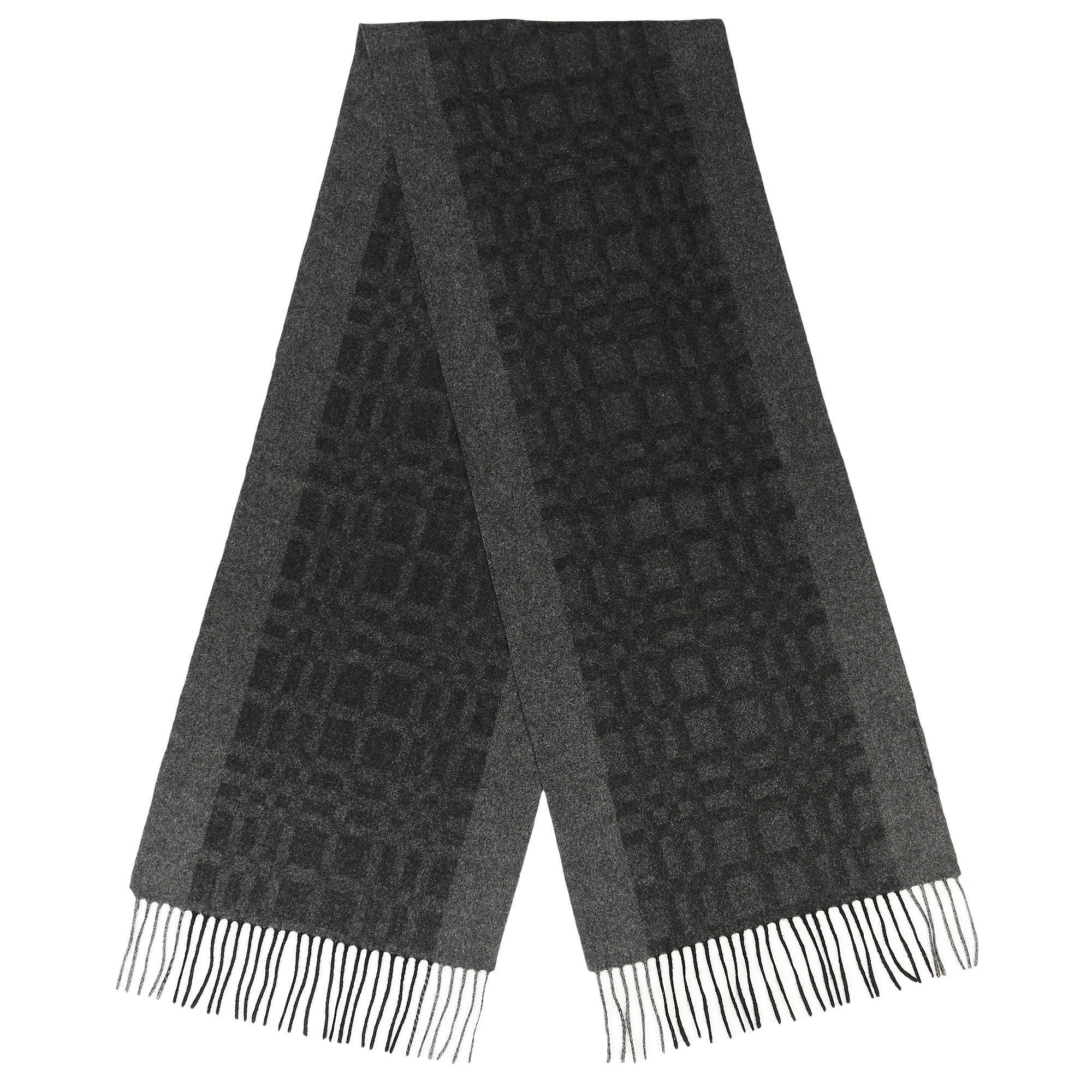 Men's 100% Premium Cashmere Scarf | Soft, Warm, Elegant, Luxury by LEON (627)