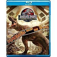 Jurassic Park Trilogy: Jurassic Park + The Lost World + Jurassic Park 3 (3-Disc Box Set)