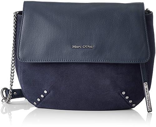 Marc OPolo 81018190702301 - Bolso de hombro de Cuero Mujer, color ...