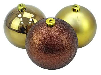 Christmas Concepts Pack De 5 Mm Extra Grande 100 Chocolate Decorado