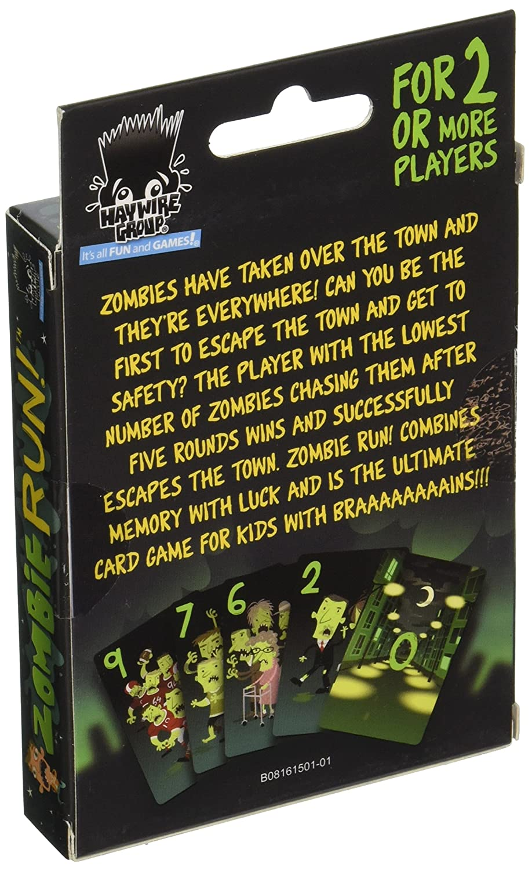Amazon.com  Haywire Group Zombie Run Game  Haywire  Toys   Games 1e5879f2e50f8