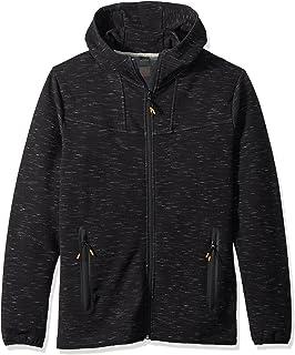 5ac0295cd0aba Amazon.com  Quiksilver Men s Weather 5k Water Resistent Jacket  Clothing