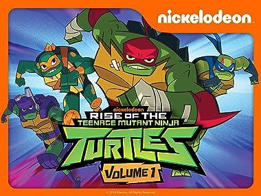 Amazon.com: Watch Rise of the Teenage Mutant Ninja Turtles ...