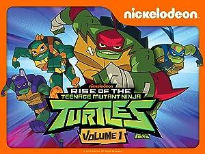 Watch Rise of the Teenage Mutant Ninja Turtles: Volume 1 ...